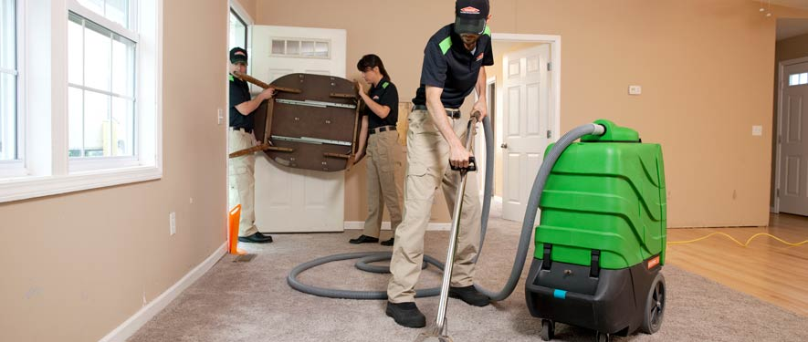 Alpena, MI residential restoration cleaning